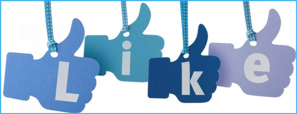 Everyone's doing it . . . Like our page today!  :)