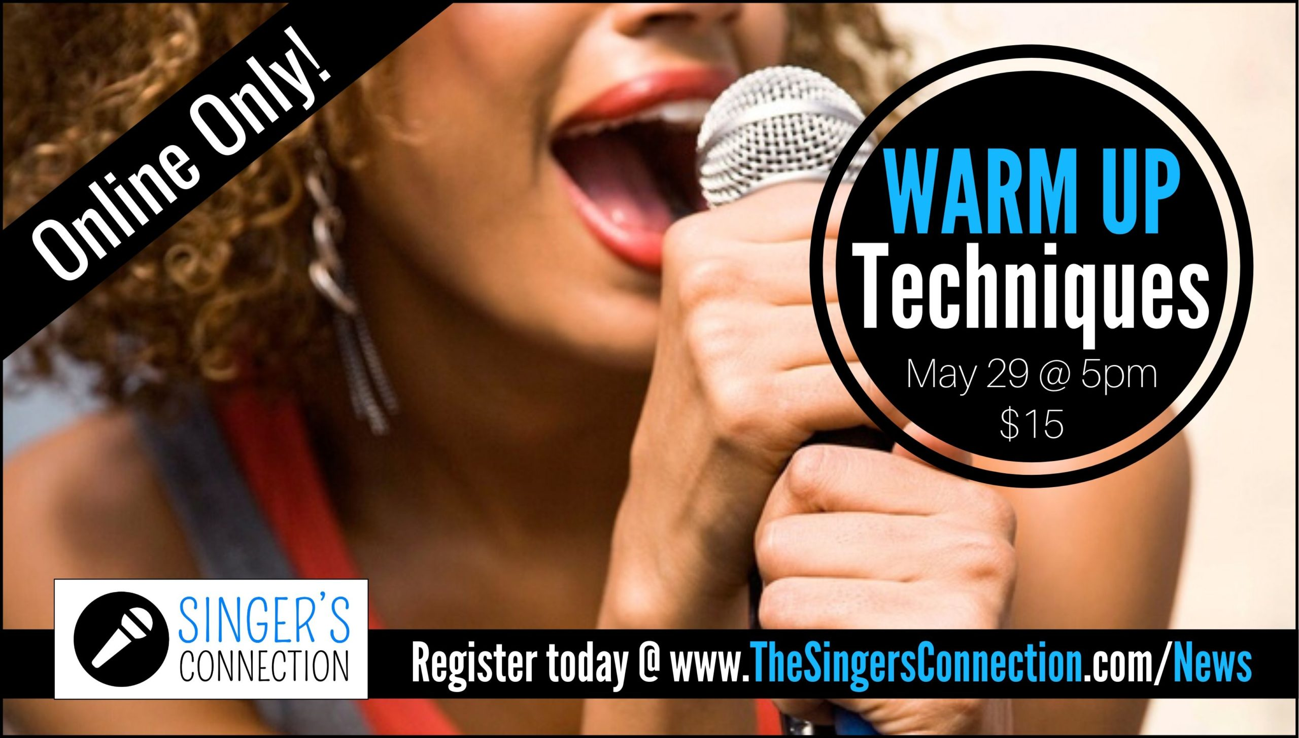 Learn how to effectively warm up your voice!