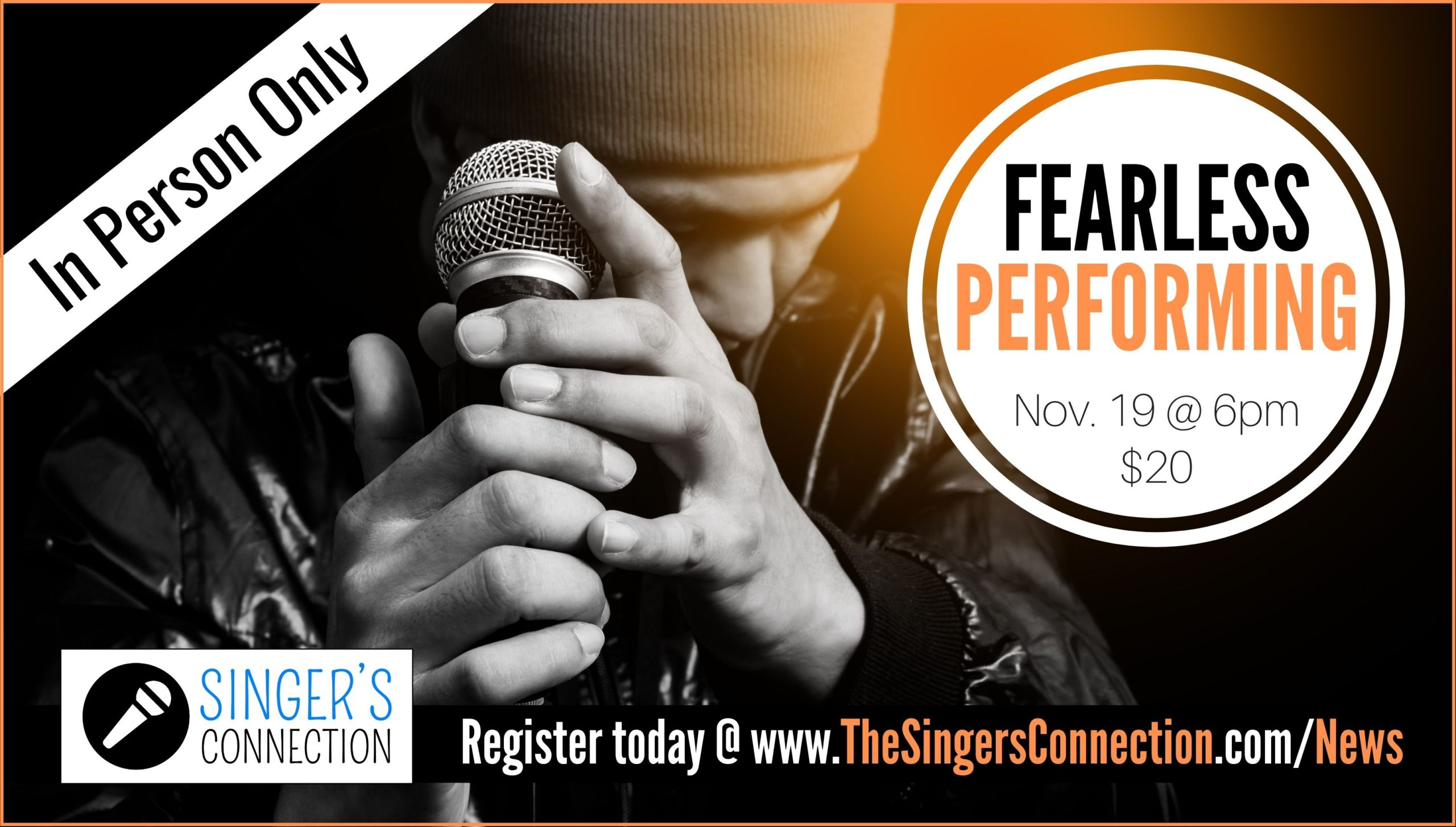 Feel empowered on stage with these powerful strategies!