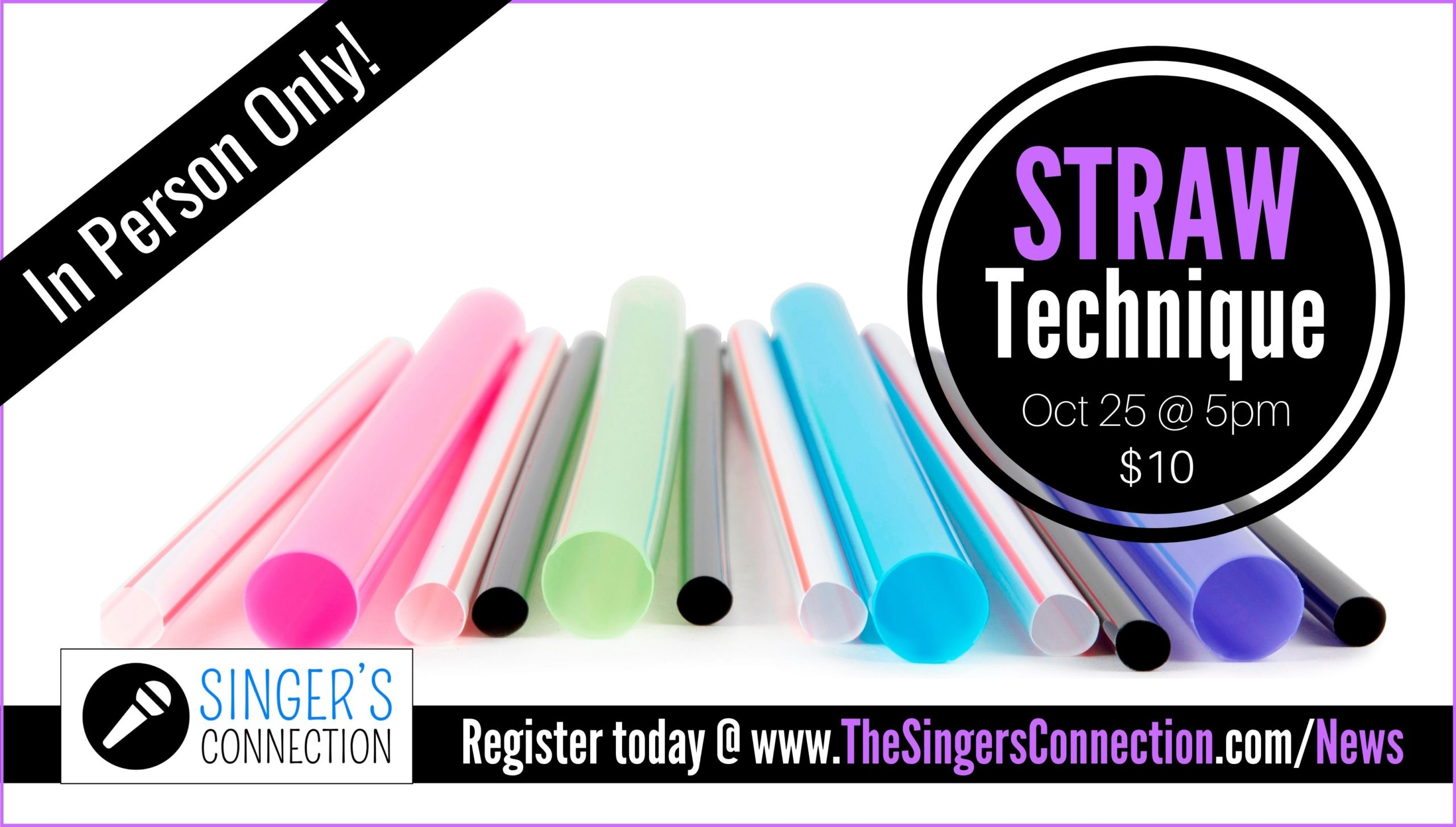 Learn anti-inflammatory exercises using a simple coffee stirrer straw!